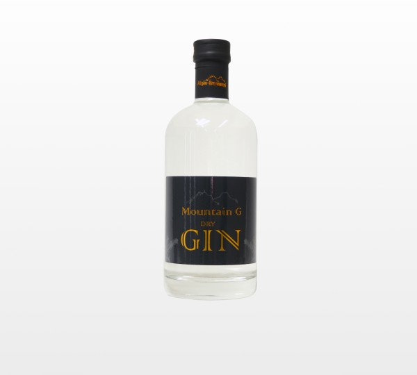 Mountain G Dry Gin