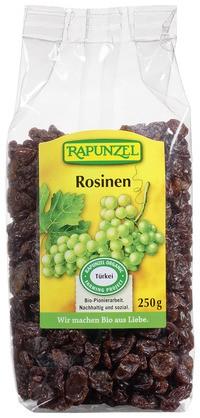 Rapunzel Rosinen