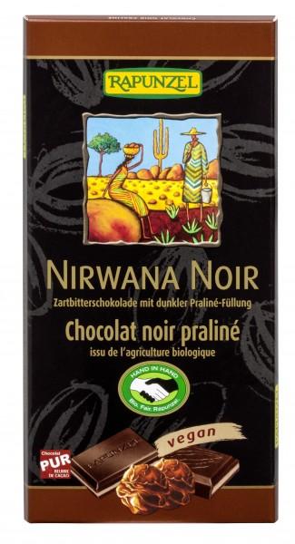Nirwana Noir 55% mit dunkler Praliné-Füllung