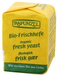 Frischhefe, Würfel